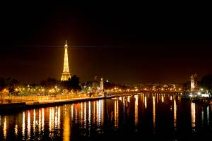 paris by night